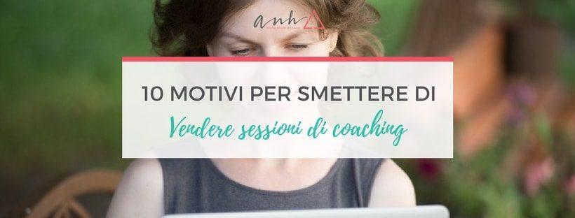 sessioni di coaching